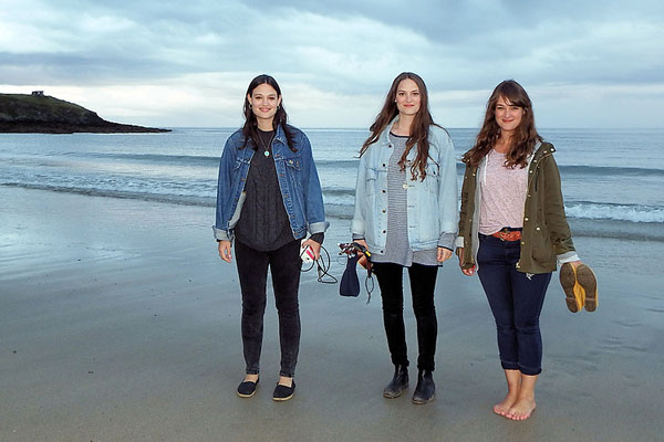 The lovely Staves. Picture: Mary Alice Pollard.