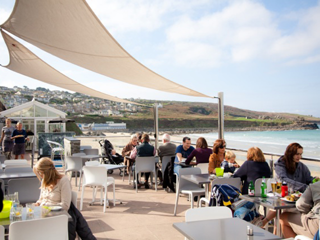 Breakfast Cafes In St Ives