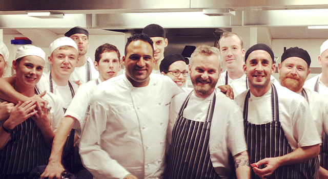 michael caines fifteen