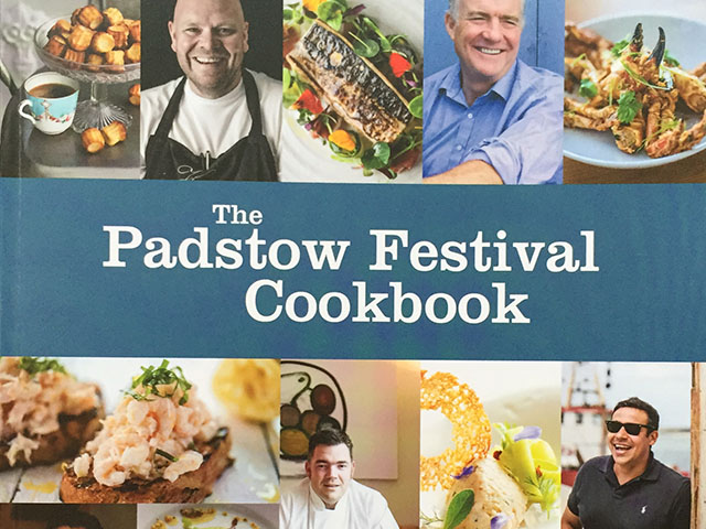 WIN A SIGNED COPY OF THE PADSTOW FESTIVAL COOKBOOK