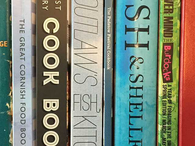 A BOOK REVIEW: CORNISH COOK BOOKS
