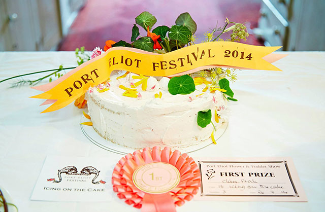 Port Eliot cake