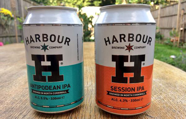 harbour brewing cans