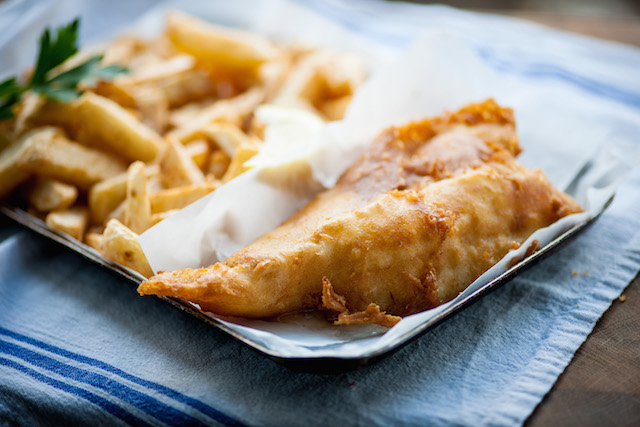 Steins fish and chips