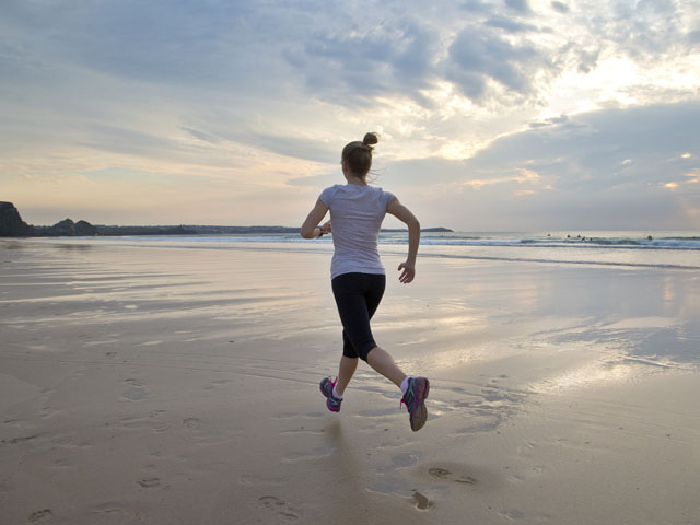 TOP FIVE COASTAL RUNS IN CORNWALL