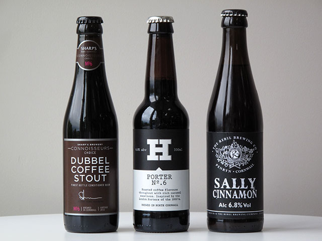 FROTH: THREE PUDDING BEERS