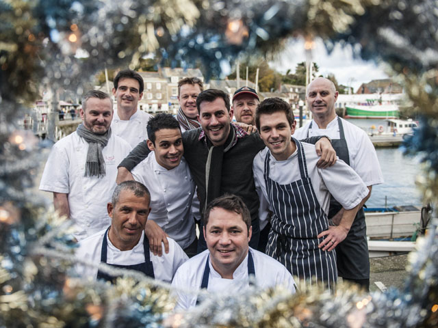 INSIDERS' GUIDE TO PADSTOW CHRISTMAS FESTIVAL 2013