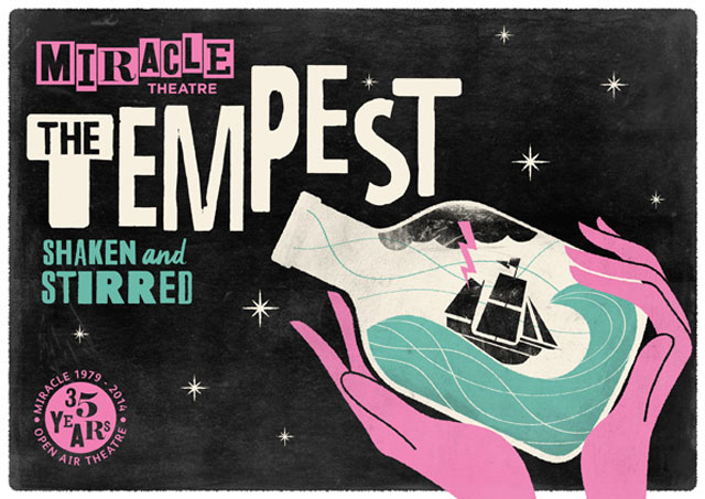 Miracle Theatre The Tempest