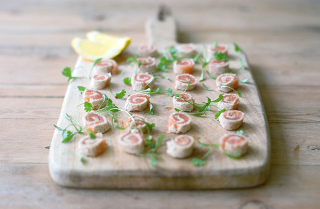 Harbour Kitchen canapes