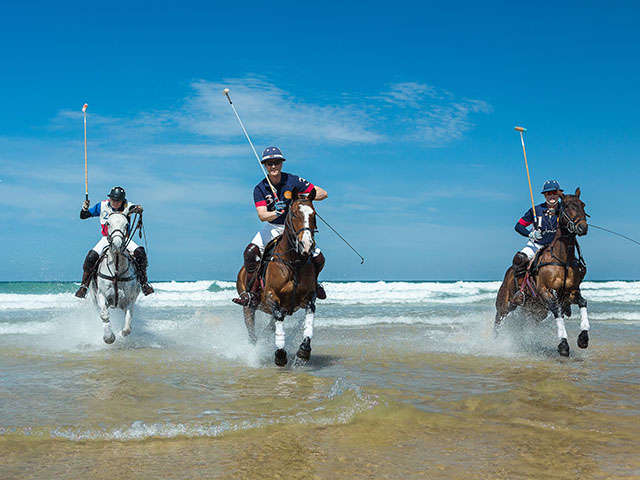 WIN TICKETS TO GWR POLO ON THE BEACH PARTY
