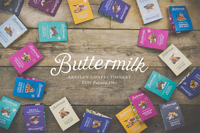 Buttermilk products