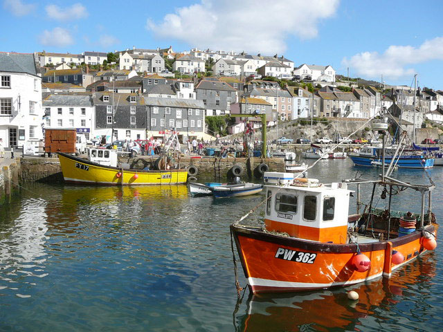 MY PERFECT DAY IN CORNWALL: AMANDA HINES