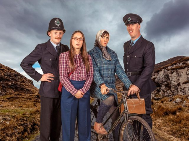 MIRACLE THEATRE'S THE THIRD POLICEMAN