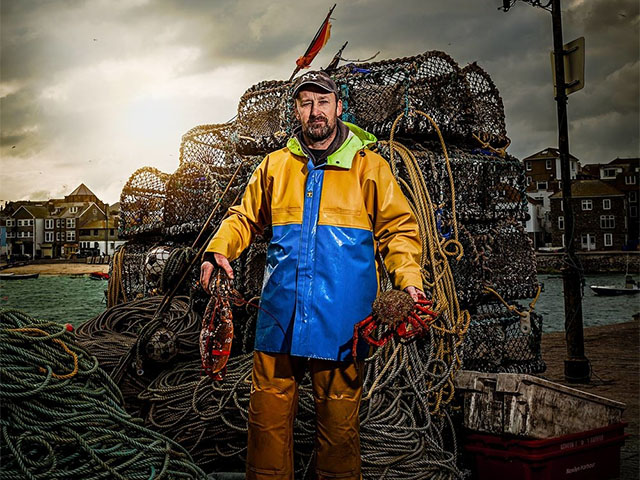 THE FISHERMEN OF ST IVES CALENDAR 2018