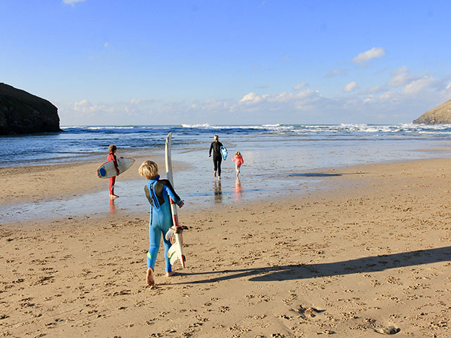 A NEW WAVE OF FAMILY SURFING HOLIDAYS
