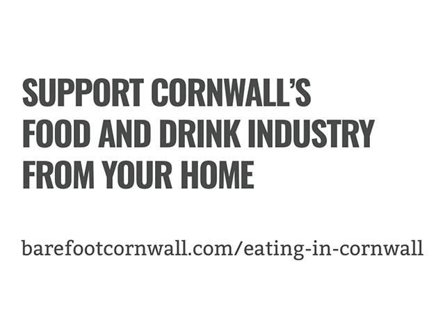EATING IN: CORNWALL